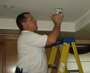 westlake village electrician recessed lighting installation